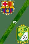 Barcelona vs. León
