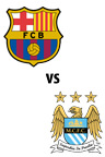 Barcelona Vs. Manchester City