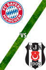 Bayern Múnich vs. Besiktas