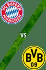 Bayern Múnich Vs. Borussia Dortmund