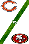 Bears vs. 49ers