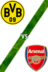 Borussia Dortmund vs. Arsenal