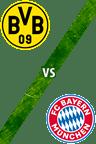 Borussia Dortmund Vs. Bayern Múnich