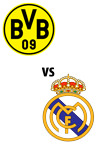 Borussia Dortmund Vs. Real Madrid