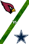 Cardinals vs. Cowboys