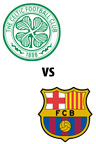 Celtic F. C. Vs. Barcelona