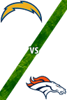 Chargers Vs. Broncos