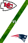 Chiefs vs. Patriots