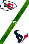Chiefs vs. Texans