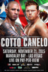 Cotto vs. Canelo