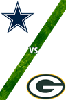Cowboys vs. Packers