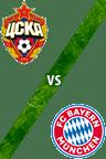 CSKA Moscú vs. Bayern Múnich