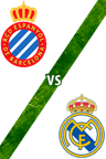 Espanyol Vs. Real Madrid