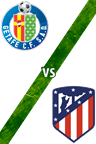 Getafe Vs. Atlético de Madrid