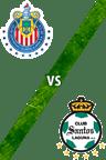 Guadalajara vs. Santos Laguna