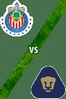 Guadalajara vs. UNAM