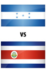 Honduras Vs. Costa Rica