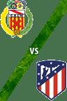 Hospitalet vs. Atlético de Madrid