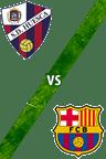Huesca vs. Barcelona