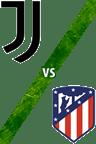 Juventus vs. Atlético de Madrid