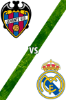 Levante Vs. Real Madrid