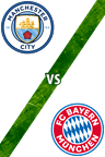 Manchester City vs. Bayern Múnich