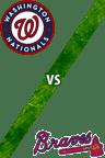 Nationals Vs. Braves