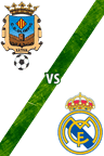 Olímpic de Xàtiva Vs. Real Madrid