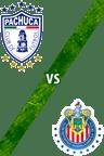 Pachuca vs. Guadalajara