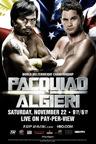 Pacquiao vs. Algieri