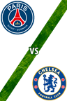 Paris Saint-Germain vs. Chelsea