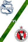 Puebla vs. Tijuana