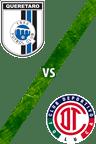 Querétaro vs. Toluca