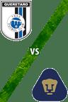 Querétaro vs. UNAM