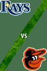 Rays Vs. Orioles