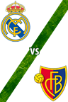 Real Madrid vs. Basilea