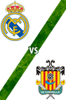 Real Madrid vs. Cornellà