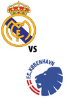 Real Madrid Vs. F. C. Copenhague