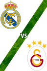 Real Madrid Vs. Galatasaray