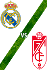 Real Madrid Vs. Granada