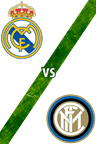 Real Madrid Vs. Inter de Milán