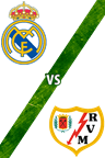 Real Madrid Vs. Rayo Vallecano