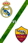 Real Madrid vs. Roma