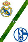 Real Madrid vs. Schalke 04