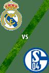 Real Madrid vs. Schalke 04