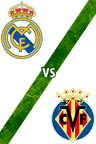 Real Madrid Vs. Villarreal