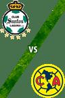 Santos Laguna vs. América