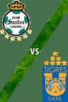 Santos Laguna vs. Tigres
