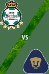 Santos Laguna vs. UNAM