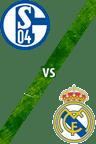 Schalke 04 vs. Real Madrid